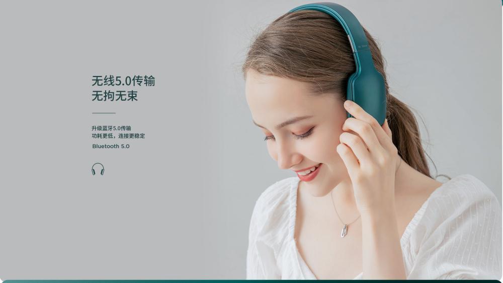 Remax Rb 700hb Hifi Wireless Bluetooth Headphones (4)