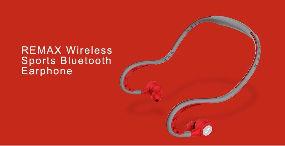 Remax Rb S20 Sports Neckband Wireless Bluetooth Headset (2)