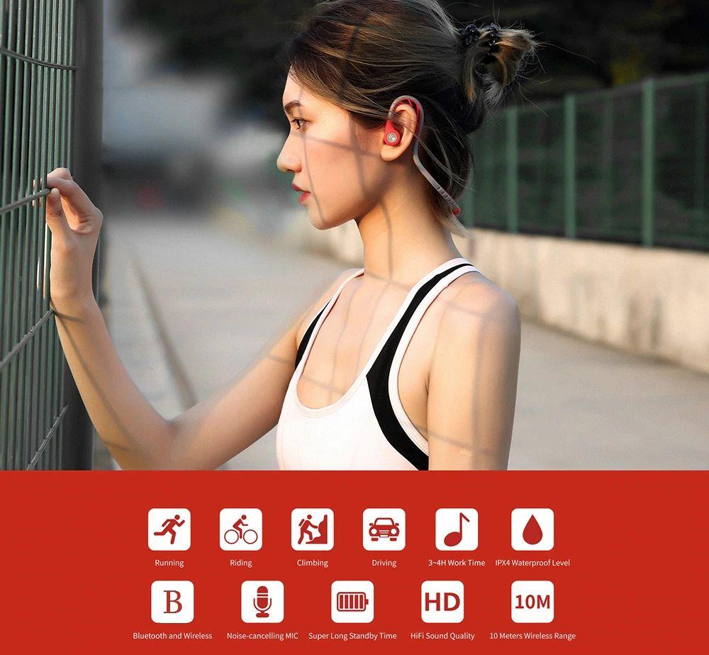 Remax Rb S20 Sports Neckband Wireless Bluetooth Headset (5)