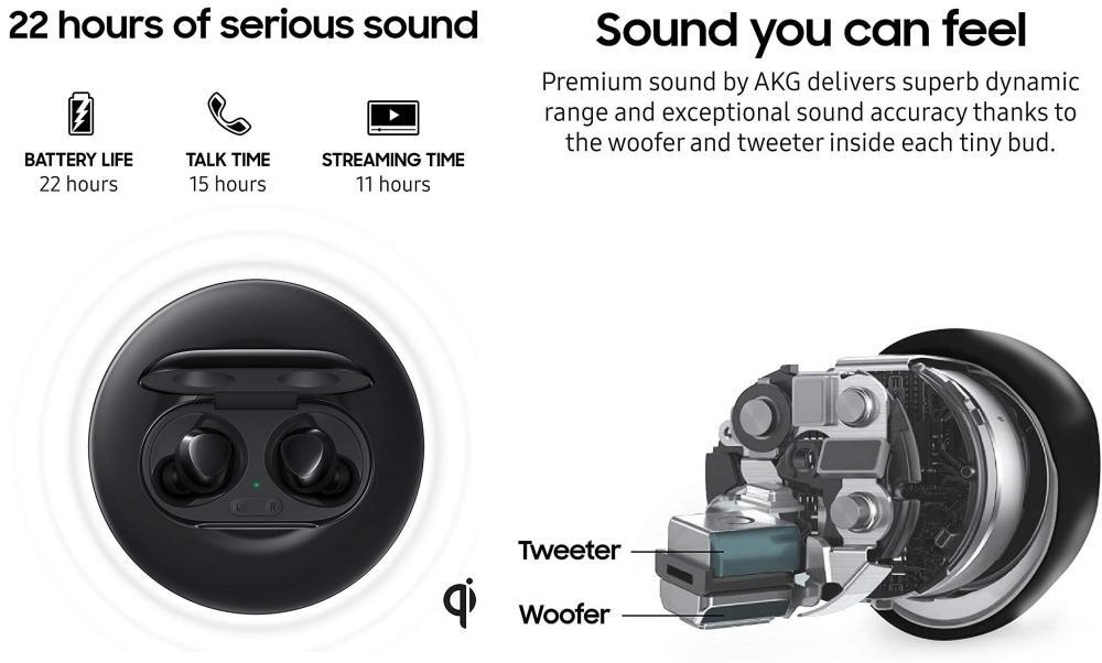 Samsung Galaxy Buds Plus True Wireless Earbuds (7)