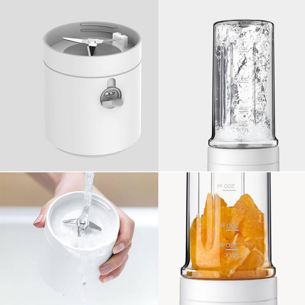 Xiaomi Pinlo Portable Juicer Mini Electric Usb Rechargeable 350ml (3)
