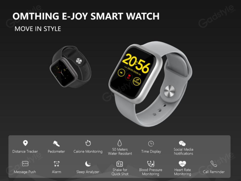 1more Omthing E Joy Smartwatch (1)