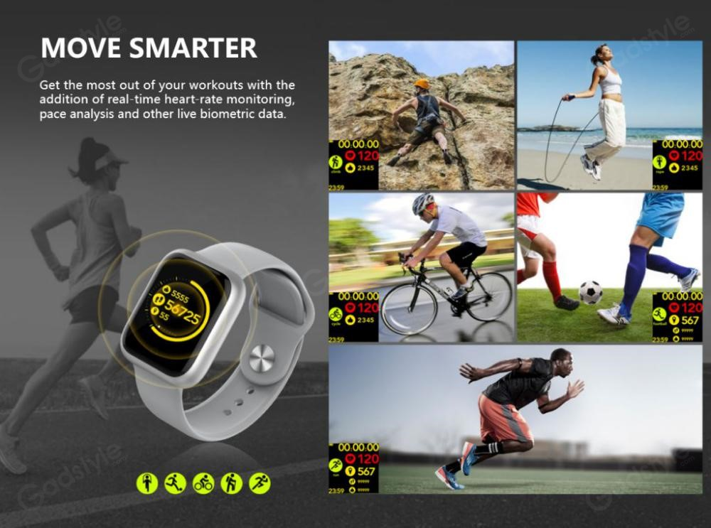 1more Omthing E Joy Smartwatch (4)