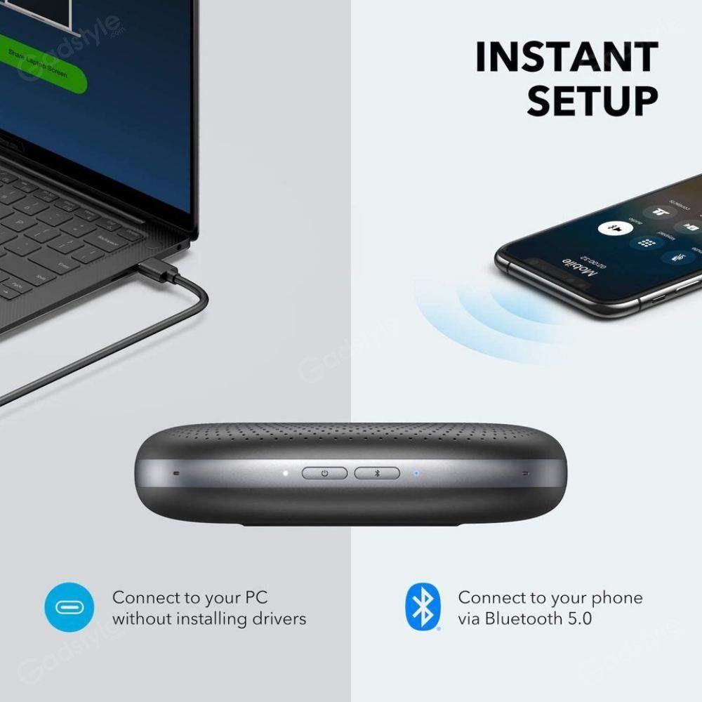 Anker Powerconf Bluetooth Speakerphone (2)