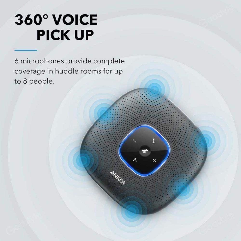 Anker Powerconf Bluetooth Speakerphone (6)