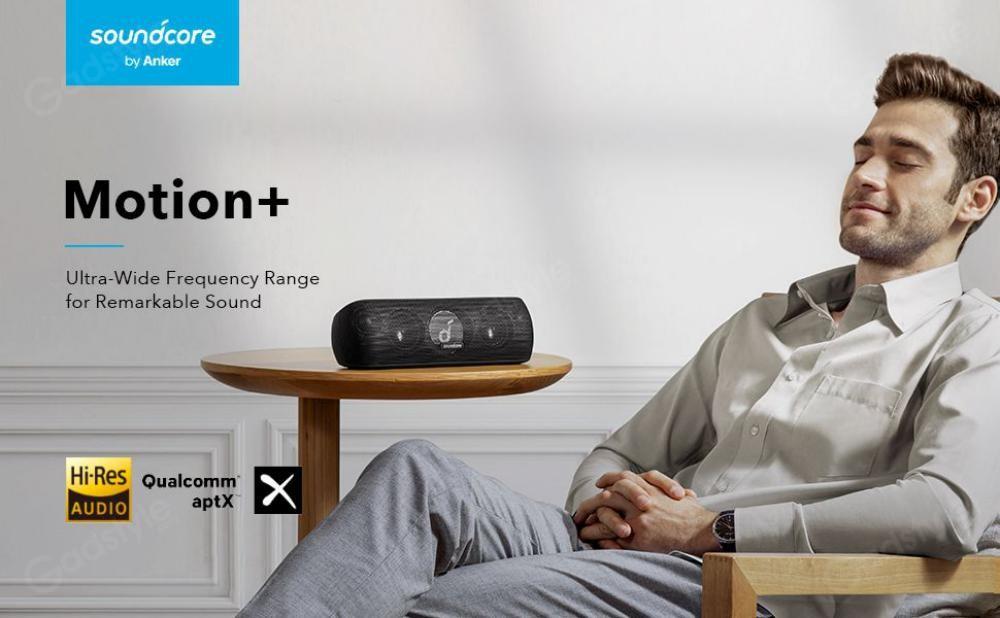 Anker Soundcore Motionplus Bluetooth Speaker (8)