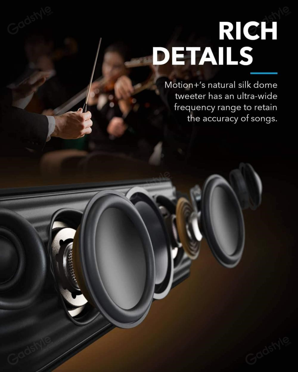 Anker Soundcore Motionplus Bluetooth Speaker (9)