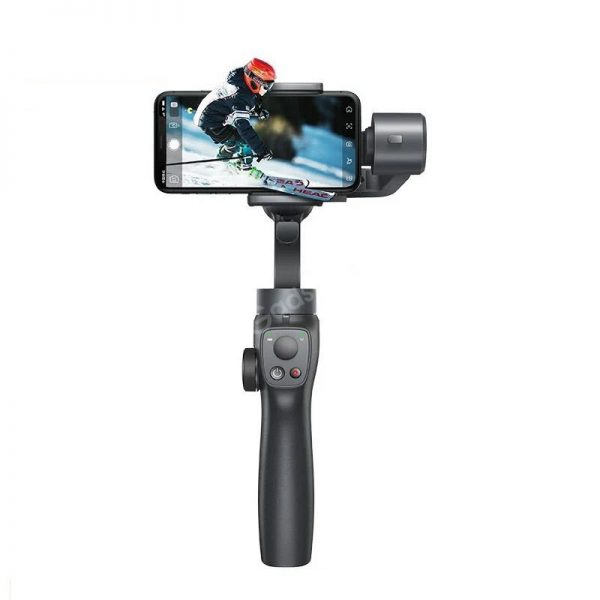 Baseus 3 Axis Handheld Gimbal Stabilizer For Mobile Action Camera (4)