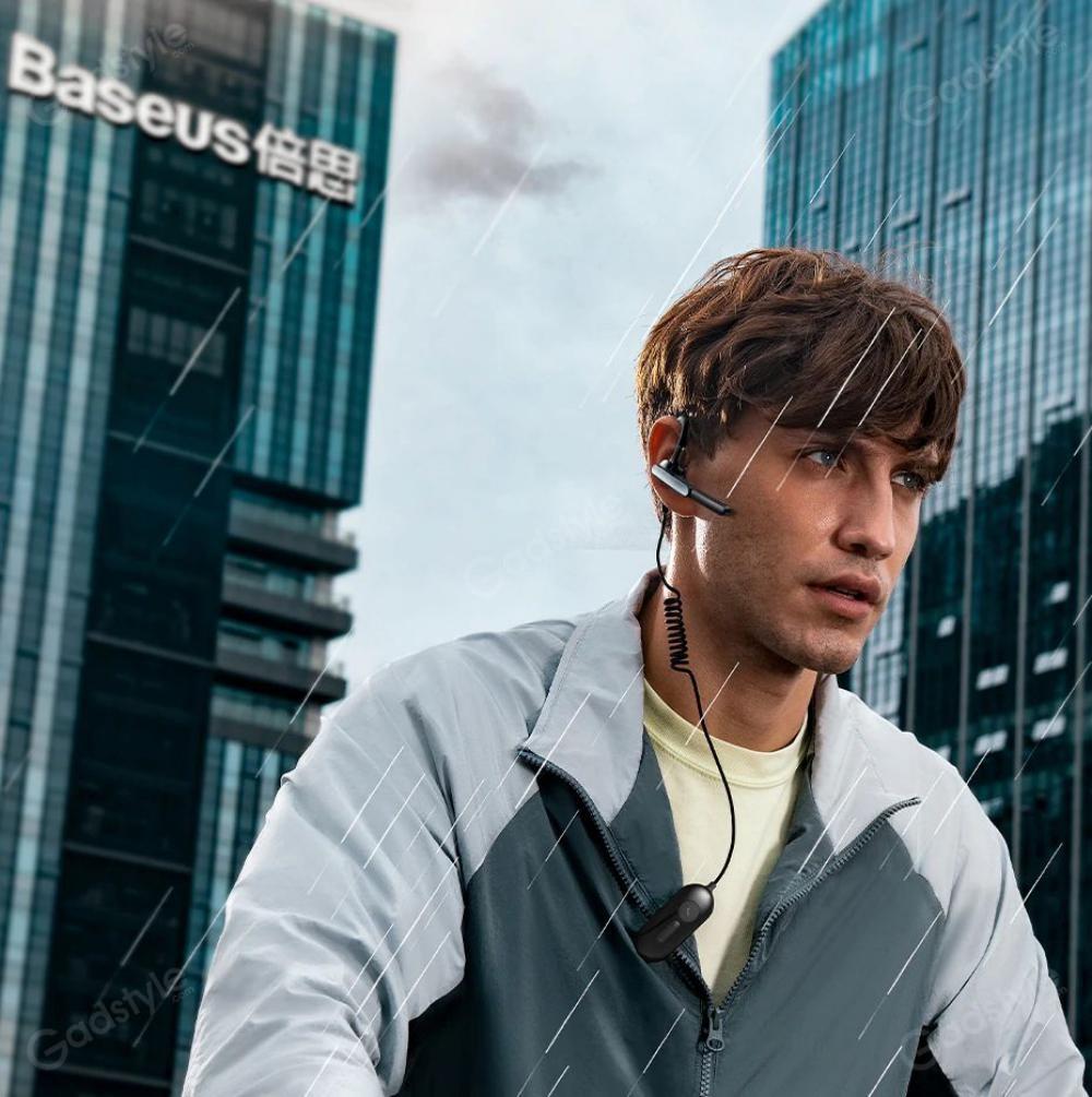 Baseus A10 Bluetooth Headset Aptx Wireless Bluetooth Earphone (5)