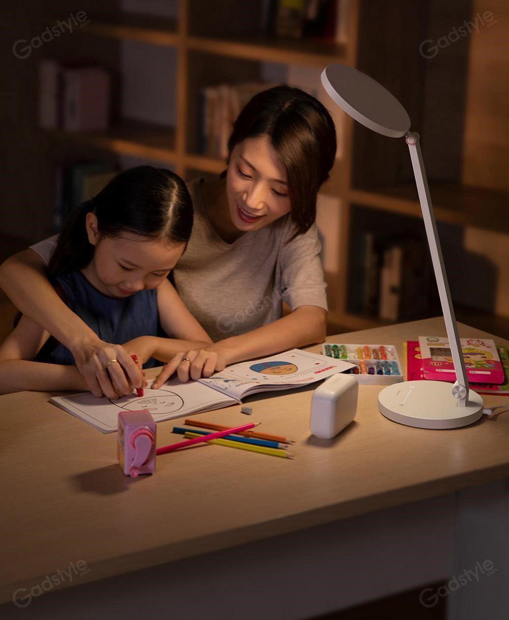 Baseus Dghy 02 Smart Eye Series Full Spectrum Eye Protective Desk Lamp (7)