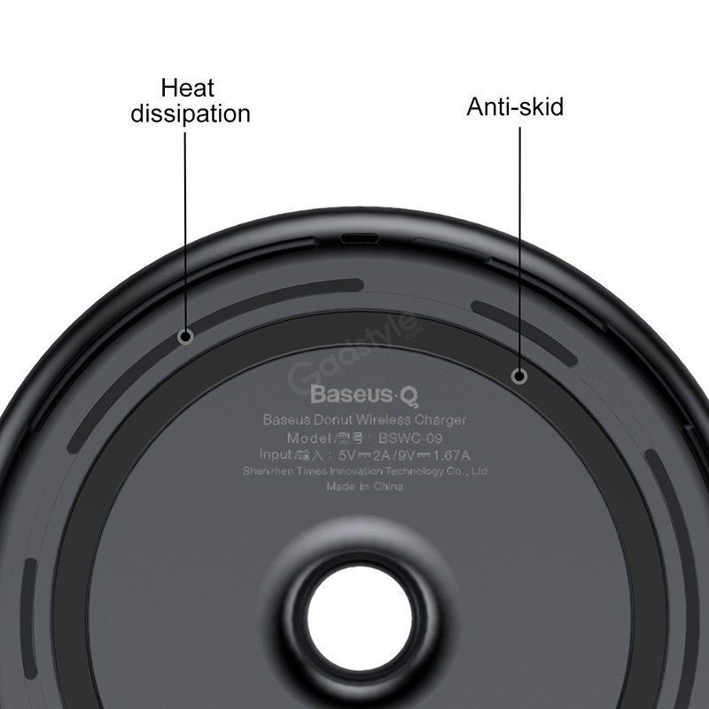 Baseus Donut Wireless Charger 10w (4)