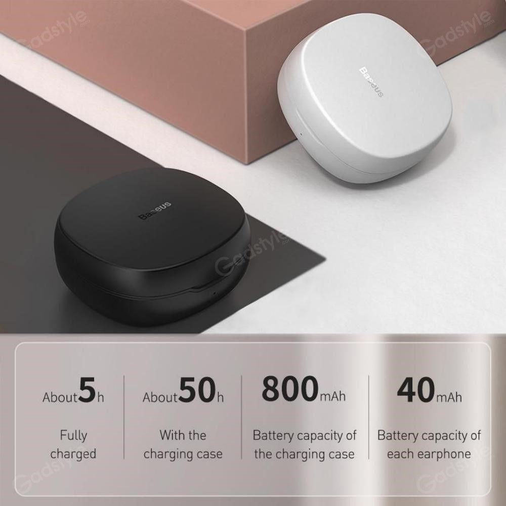 Baseus Encok Wm01 Plus True Wireless Earphones (2)