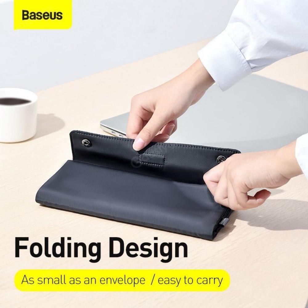 Baseus Folding Series Laptop Bag Laptop Macbook Notebook 13 16 Inch (3)