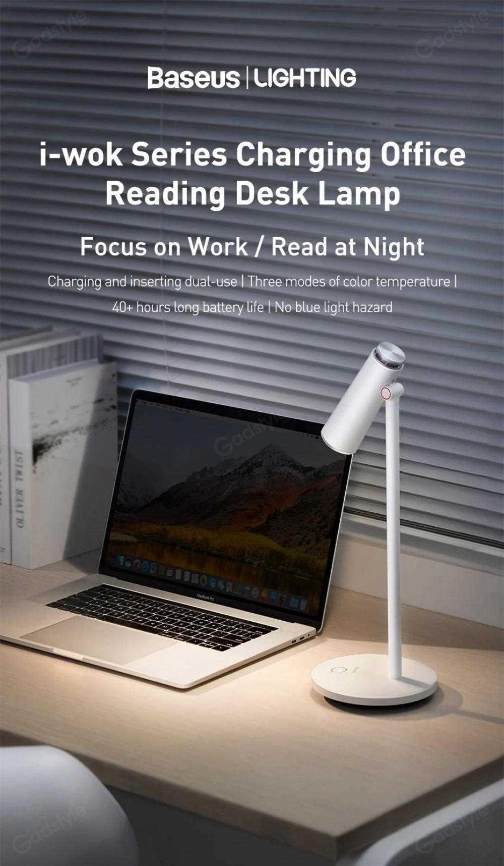 Baseus I Wok Stepless Dimmable Desk Lamp (1)