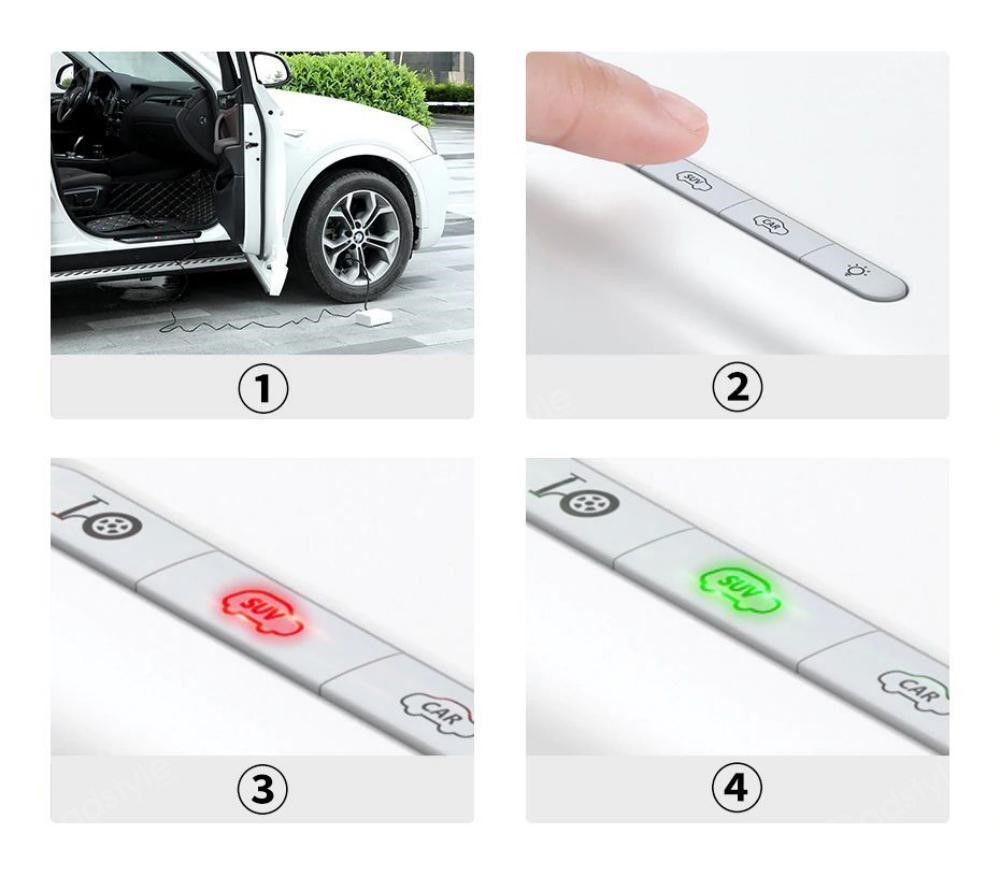 Baseus Intelligent Portable Car Air Compressor Tire Inflatable Pump (7)