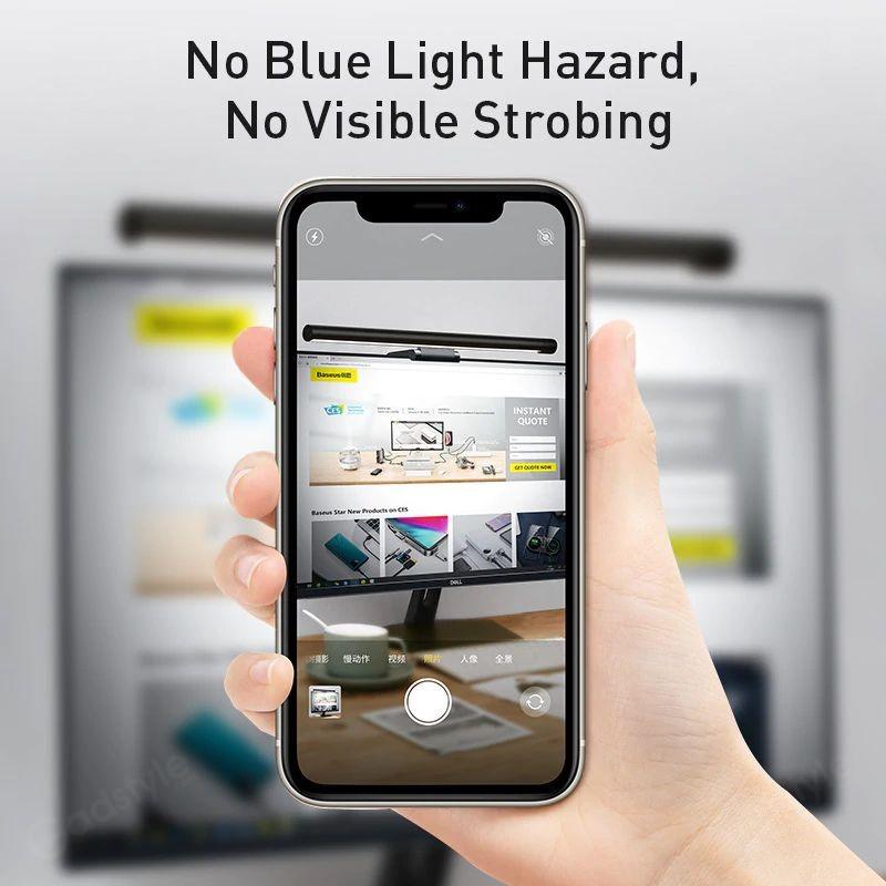 Baseus Led Table Lamp For Pc Laptop Screen Bar Pendant Light Desk Lamp (6)