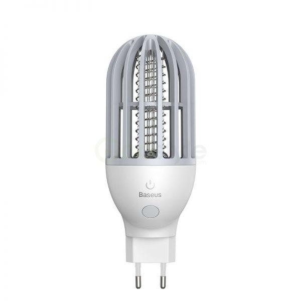 Baseus Linlon Outlet Mosquito Lamp Electric Zap (4)