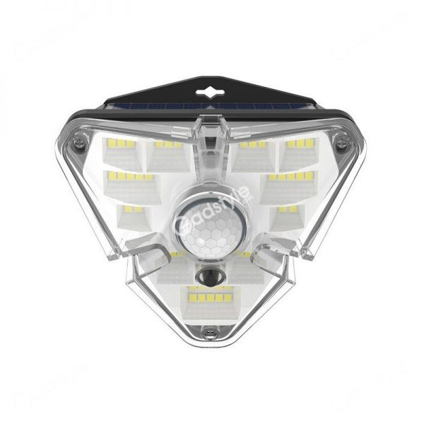 Baseus Solar Energy Human Body Induction Wall Lamp (1)
