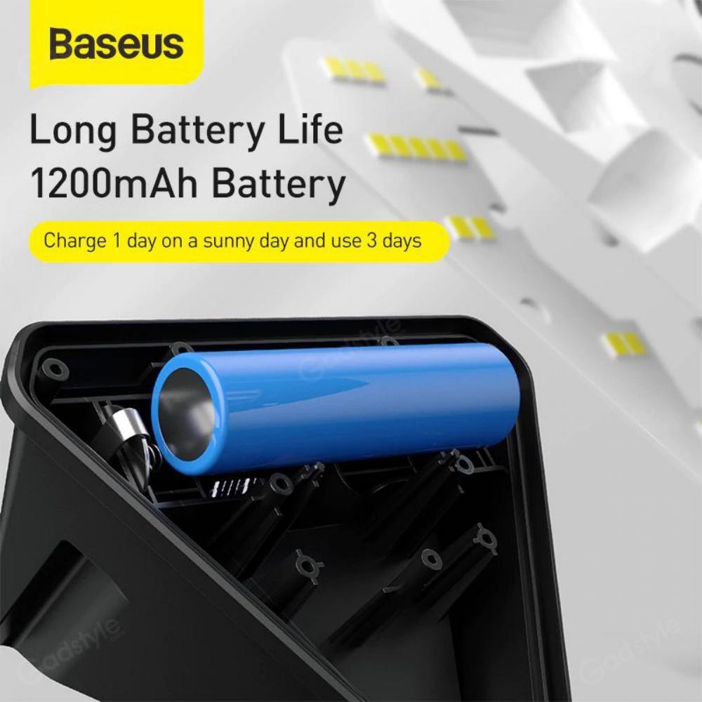Baseus Solar Energy Human Body Induction Wall Lamp (5)