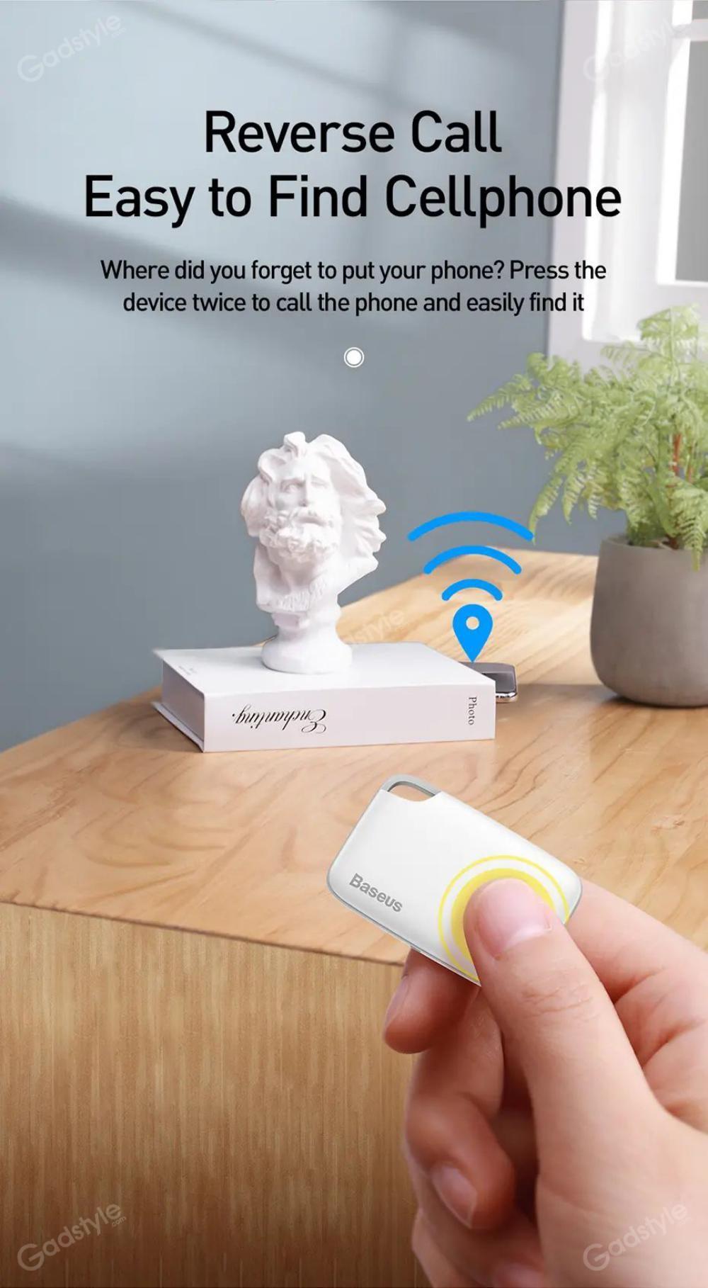 Baseus T2 Wireless Smart Tracker Anti Lost Alarm Tracker (1)