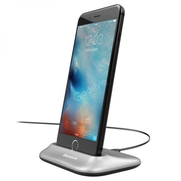 Baseus Wireless Charger Little Volcano Desk Charging Station (3)