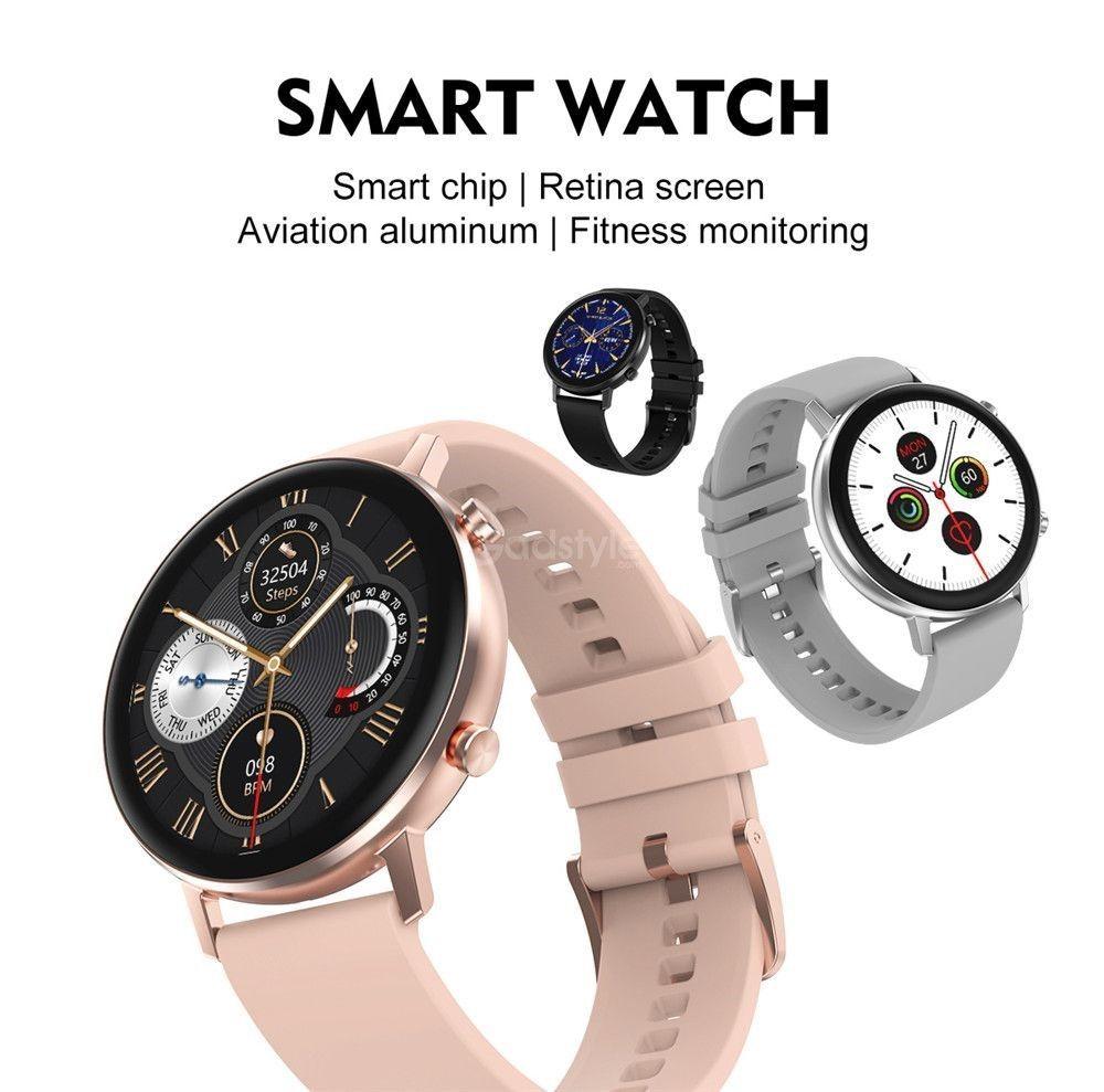 Dtno 1 Dt96 Smart Watch Ip67 Waterproof (1)