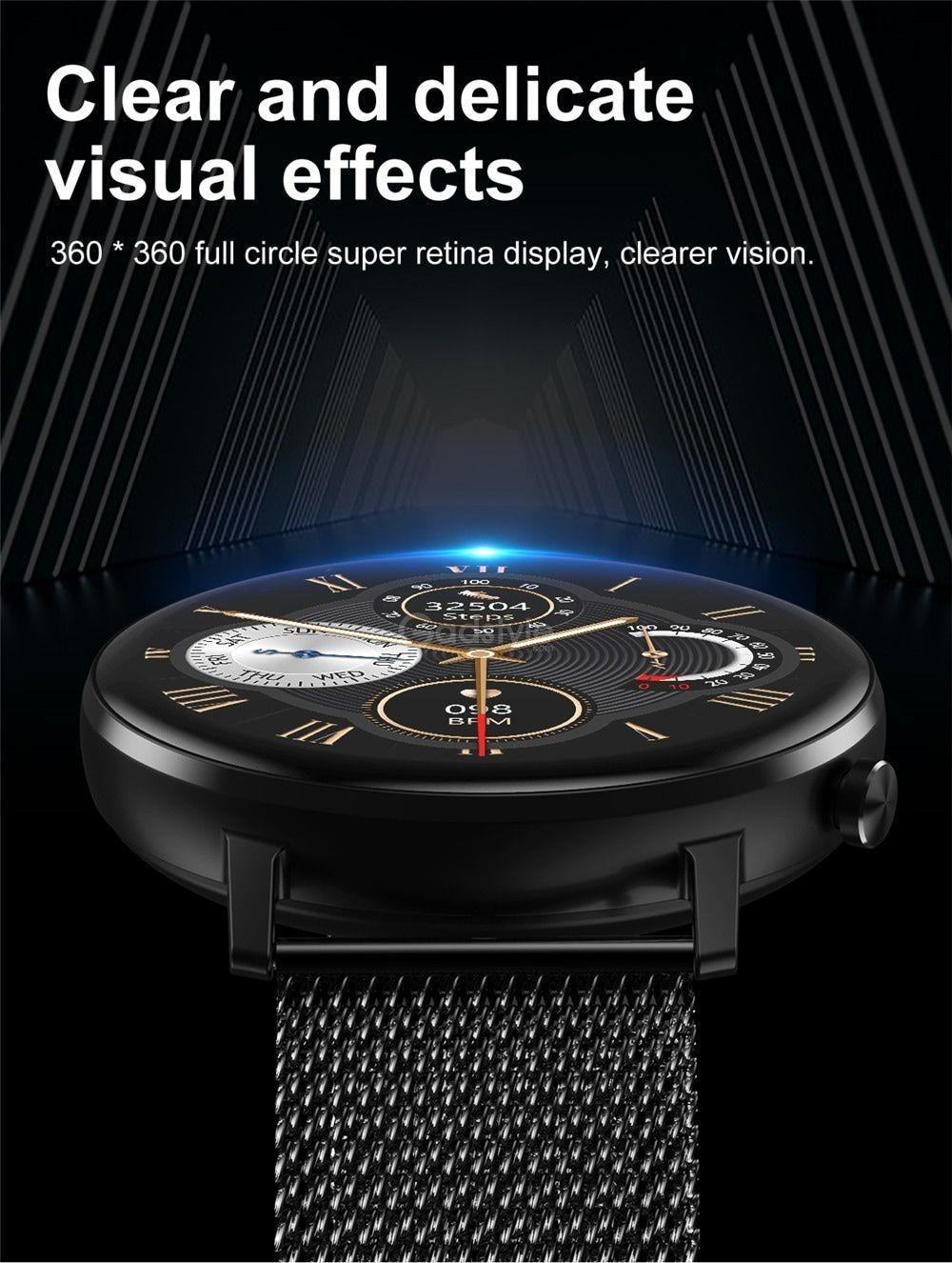Dtno 1 Dt96 Smart Watch Ip67 Waterproof (7)