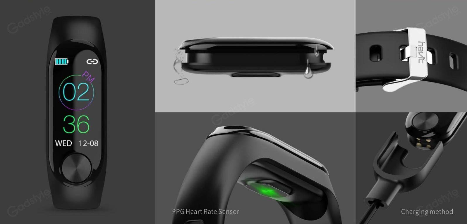 Havit H1100 Fitness Smartwatch (2)