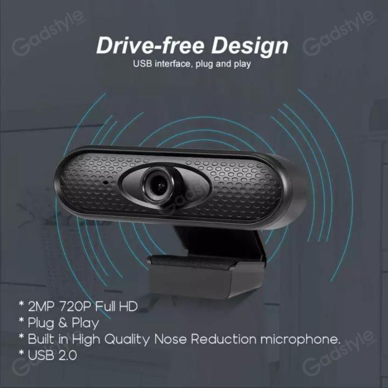Havit Hv Nd97 720p Full Hd Webcam (2)