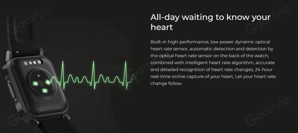 Haylou Ls02 Hd Screen Smart Watch (9)