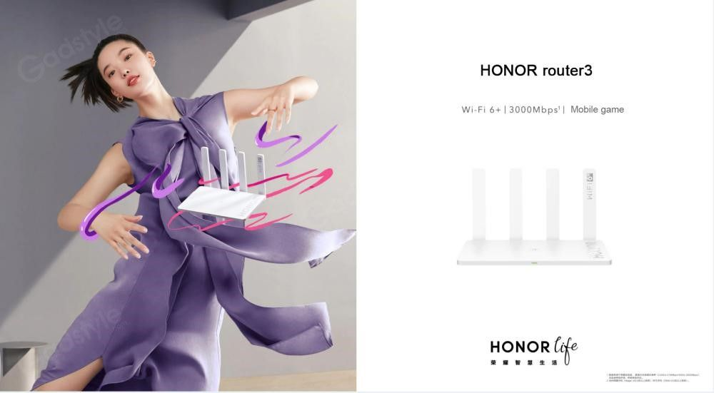 Huawei Honor Router 3 Dual Core Router Wifi6 Intelligent (2)