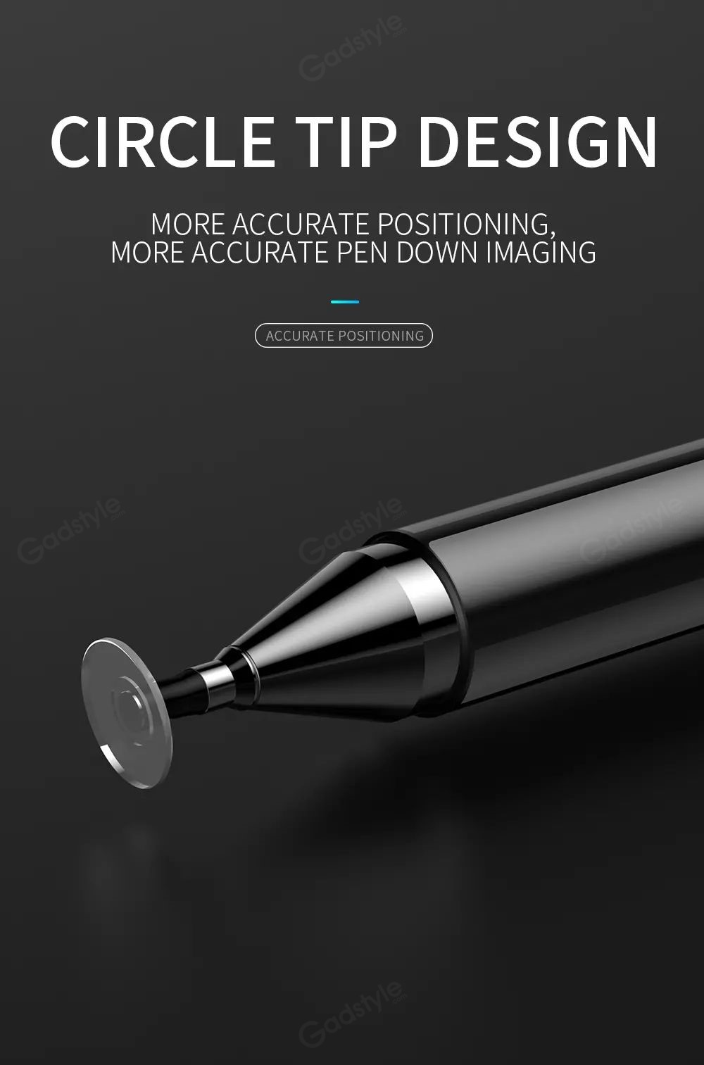 Joyroom Passive Capacitive Touch Screen Stylus Pen (5)