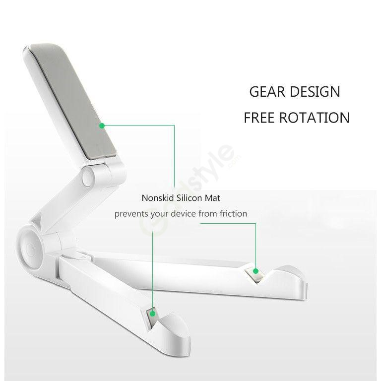 Joyroom Zs120 Folding Bracket Adjustable Holder Stand (2)