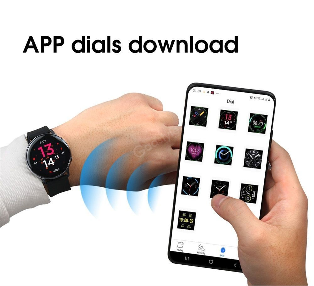Lemfo Sg2 Full Touch Amoled Screen Smart Watch (3)