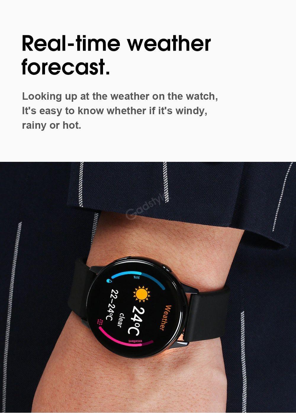 Lemfo Sg2 Full Touch Amoled Screen Smart Watch (5)