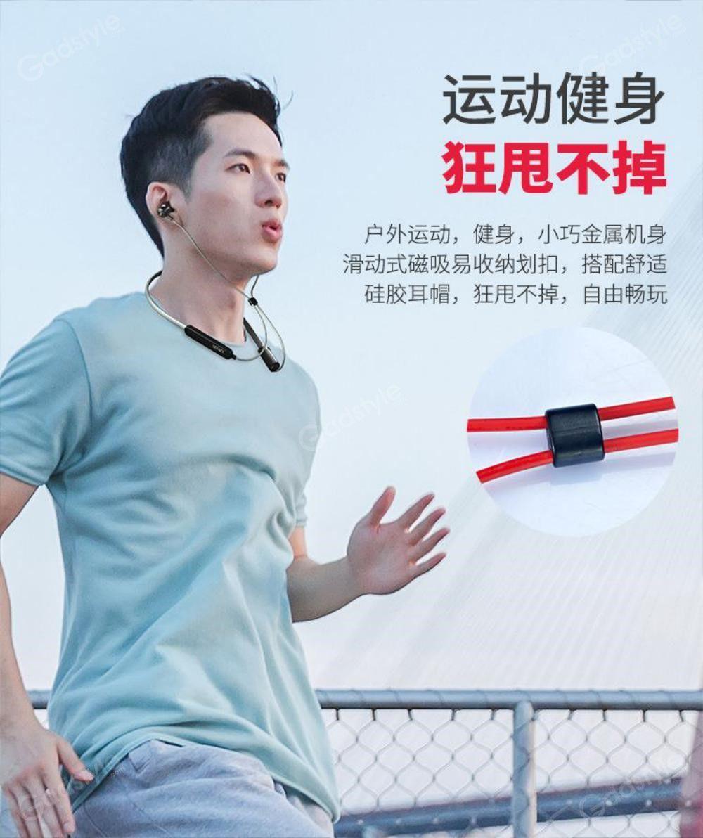 Memt S1 Sports Bluetooth Neckband Earphones (6)