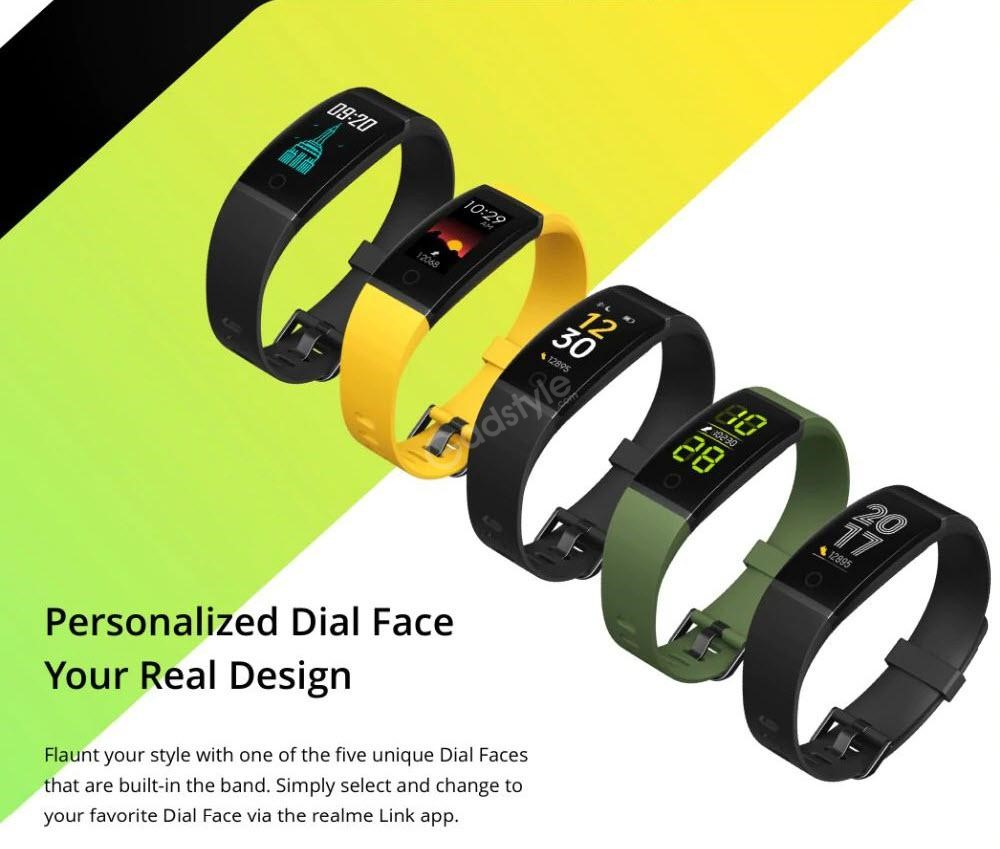 Realme Band Smartband (2)