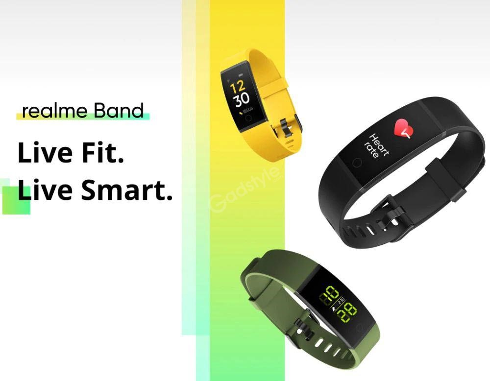 Realme Band Smartband (4)