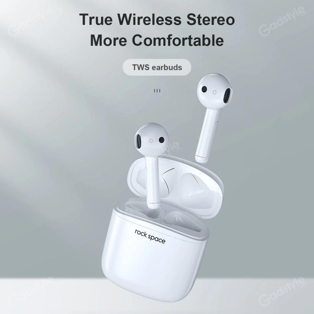 Rock Space Eb100 True Wireless Stereo Earphones (2)