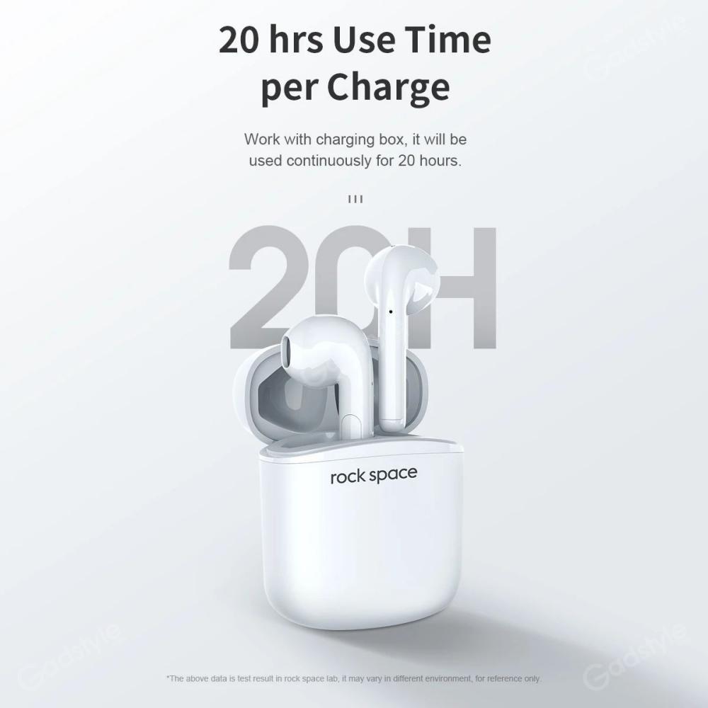 Rock Space Eb100 True Wireless Stereo Earphones (5)