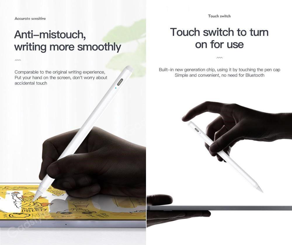 Totu Fgcp 001 Active Stylus Pen Apple Pencil (2)