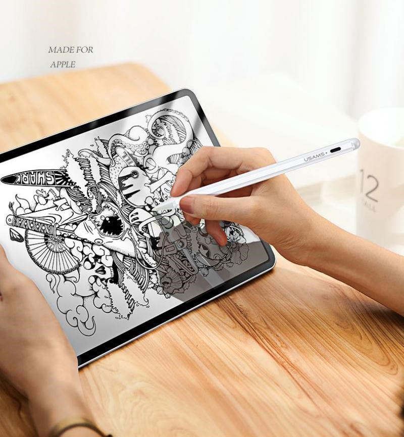 Usams Palm Rejection Active Touch Capacitive Stylus Pen (4)