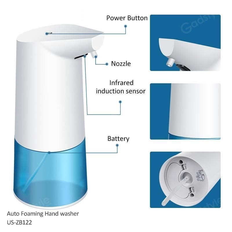 Usams Us Zb122 Auto Foaming Hand Washer (9)