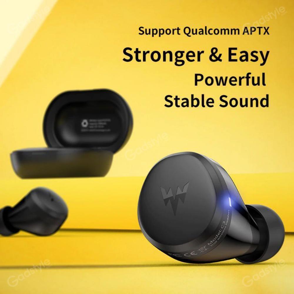 Whizzer C3 Aptx Tws Wireless Earbuds (6)