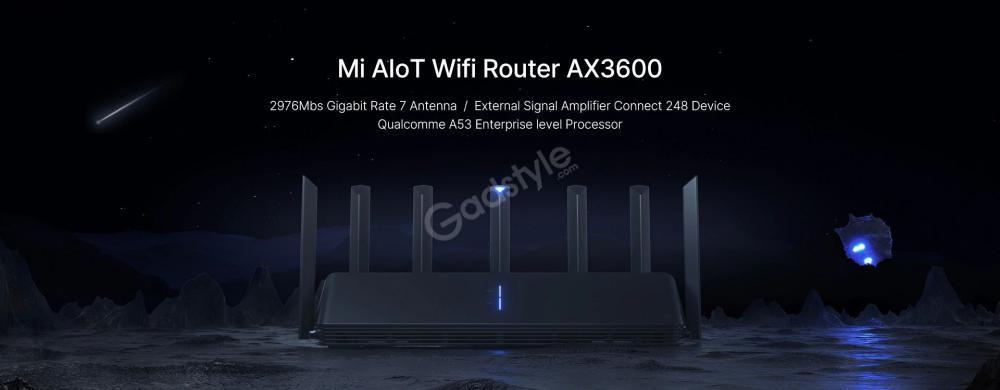 Xiaomi Aiot Router Ax3600 6 Antennas Wifi Router (2)