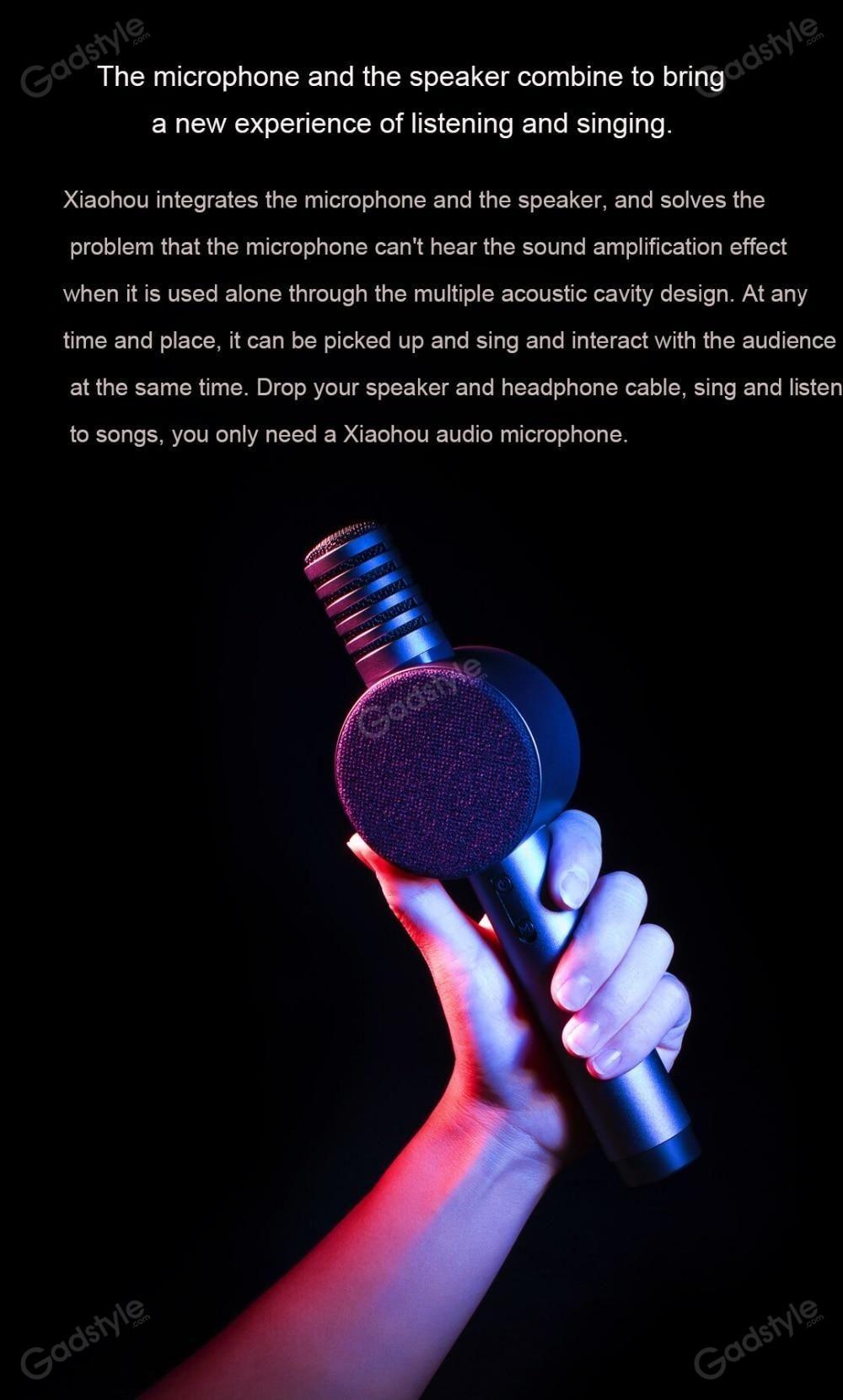 Xiaomi Hoho Sound Mic With Speaker (7)