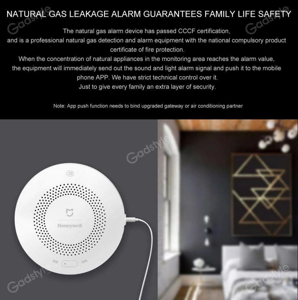 Xiaomi Honeywell Gas Alarm Detector (1)