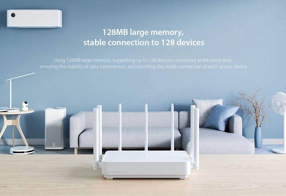 Xiaomi Mi Aiot Ac2350 Wireless Router (2)