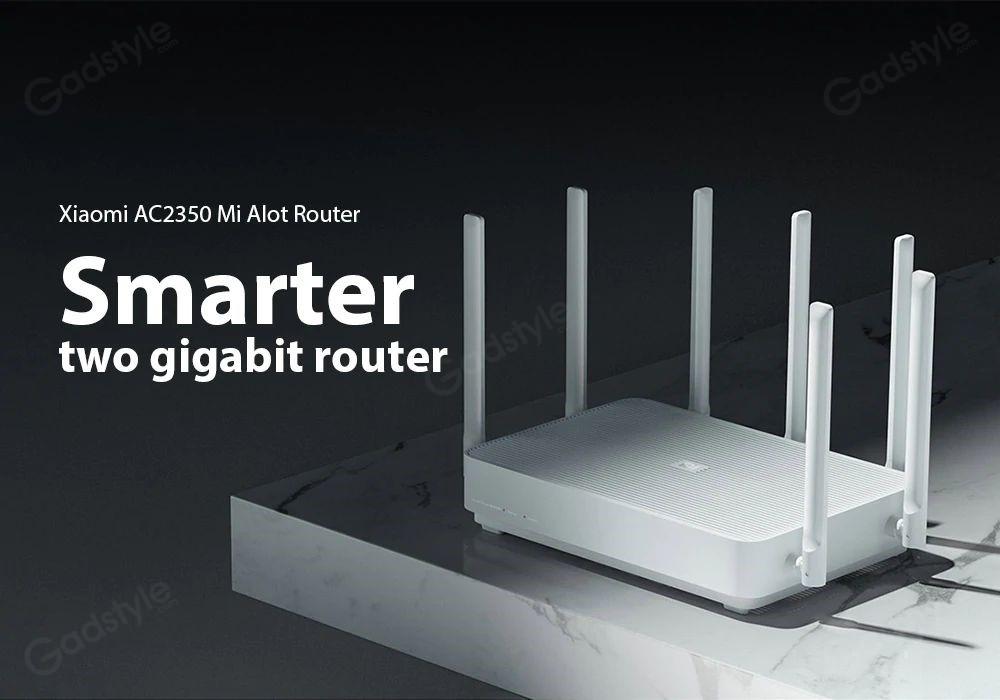 Xiaomi Mi Aiot Ac2350 Wireless Router (4)