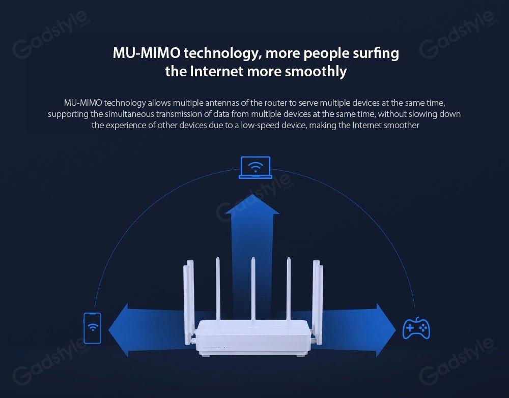 Xiaomi Mi Aiot Ac2350 Wireless Router (7)